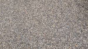 Exposed Concrete Texture by Exposed Aggregate Concrete Driveway Youtube