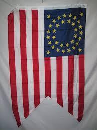 1876 American Flag Amazon Com New 3x5 35 Star Cavalry Guidon Flag Military Flags