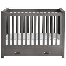 3 In 1 Convertible Cribs Davinci Asher 3 In 1 Convertible Crib In Slate M13801sl