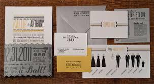 new years wedding invitations kallie anthony s new year s wedding invitations invitation