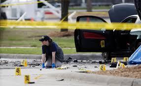 Queen Elizabeth Shooting Shooting Outside Garland Texas Community Center Photos Abc News