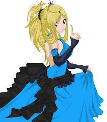 fairy tail hikari in fancy dress by furrashu no hikari on deviantart