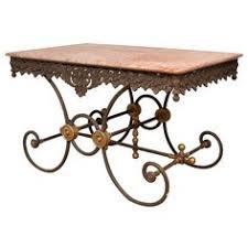 antique french butcher table pin by vanna h on la maison de mes rêves pinterest butcher table