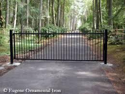 gates eugene ornamental iron