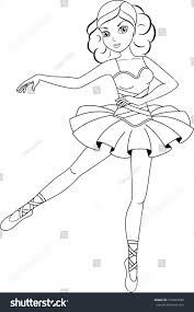 ballerina coloring pages related coloring pages ballerina