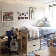 led lights for dorm delectable design dorm room ideas with brown wooden bed frame and