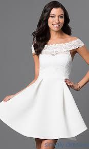 lwd little white dresses short white party dresses
