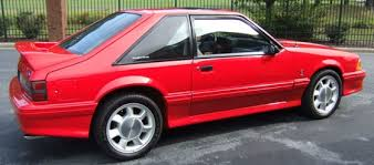 fastest mustang cobra 1993 ford mustang cobra a great end to a run car memories