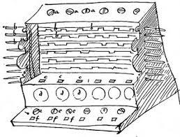 history of computers and computing mechanical calculators