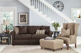 Brown And Blue Living Room by Living Room Fantastic Furniture For Living Room Decoration Using