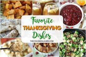 favorite thanksgiving dishes free printable meal planner the