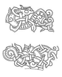 vikings loved elaborate decorations and they decorated many of the