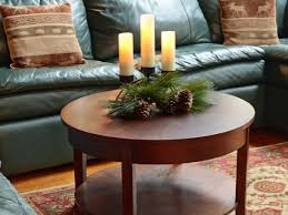 End Table Decor Side Table In Living Room Decor by Coffee Table Christmas Centerpiece Coffee Table
