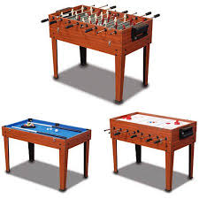 4 in one game table sportcraft 3 in 1 multi game table walmart com