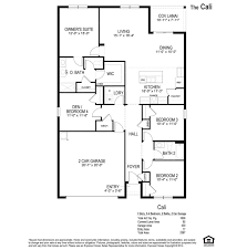 Cape Floor Plans by Cali Cape Coral Homes Cape Coral Florida D R Horton