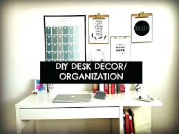 office decorations desk decor ideas home office fashion and style blogger reception