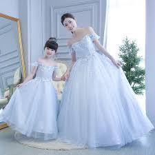 matching mother and daughter wedding dress popular wedding dress