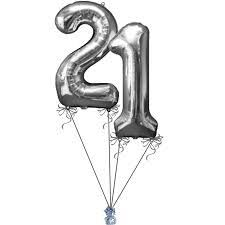 balloon delivery uk large birthday numbers balloons delivered helium filled number