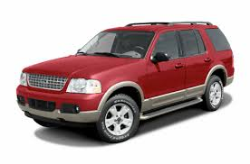 towing capacity 2004 ford explorer 2004 ford explorer overview cars com
