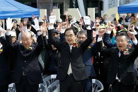 korean reunification seems more quixotic than now what