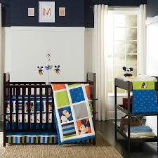 Mickey Mouse Baby Bedding Enchanting Mickey Mouse Theme For Baby Boy Room Cute Mickey