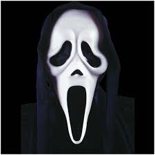 scream ghostface mask mad about horror