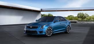 cadillac ats build 2016 cadillac ats v sedan configured blue vector metallic