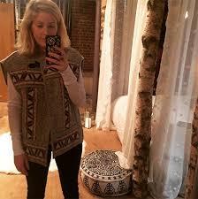 Style Ellie Goulding Goulding S Instagram Style In Marant Wool Vest