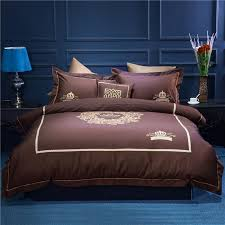 whole high quality duvet cover 4 queen king size set of bed linen luxury bedding set royal bed linen bedclothes quilt duvet cover cotton duvet cover