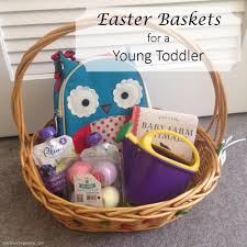 easter gift baskets for toddlers toddler easter basket ideas basket ideas easter baskets