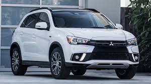 mitsubishi outlander sport 2016 blue mitsubishi outlander sport sel 2018 wallpapers and hd images