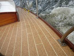 Vinyl Pontoon Boat Flooring by Non Fading Diy Faux Teak Boat Flooring Synthetic Teak Pvc