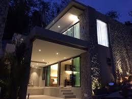 modern loft style luxury villa d1