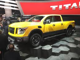 titan nissan 2016 revealed 2016 nissan titan live stream debut at 2015 detroit auto