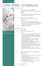 College Internship Resume Sample by Dietetic Intern Resume Samples Visualcv Resume Samples Database