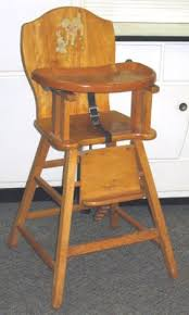 Antique Wood High Chair 12 Old Fashioned Wooden High Chairs For Babies Doll High