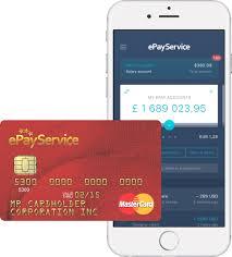 prepaid cards for epayservice prepaid cards