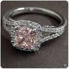 pink wedding rings images Pink diamond engagement rings pink diamond engagement rings as jpg