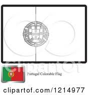 royalty free rf flag color page clipart illustrations vector