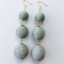 threaded earrings 45 jewelry stack threaded earrings bon bon from