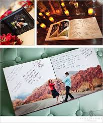 creative guest book ideas awesome unique guestbook take all of your engagement photos and
