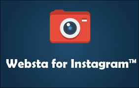 websta for instagram upload insta stories from your computer