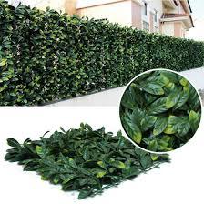 artificial hedge outdoor outdoor u0026 leisure
