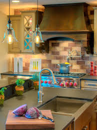 Kitchen Counter And Backsplash Ideas by White Kitchen Countertops Pictures U0026 Ideas From Hgtv Hgtv