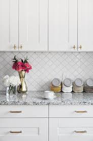 backsplash white kitchen ideas ceramic subway tile soapstone
