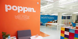 Slogans For Interior Design Business Poppin U0027s U0027work Happy U0027 Slogan Starts With Its Own Employees Huffpost