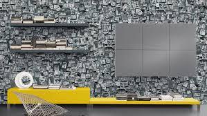 Digital Vinyl Wallcoverings For Interior Decoration From Glamora - Wall covering designs