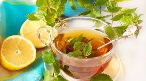 Teh Mint cara menyeduh teh lemon mint yang cocok diminum saat flu