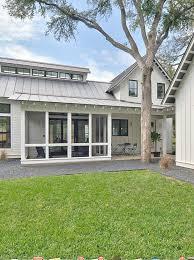 modern custom homes creative screened porch design ideas