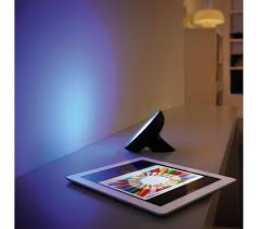 philips hue bloom accent light buy philips hue bloom wireless led smart l free delivery currys